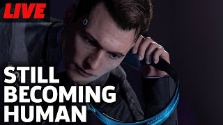 Continuing Detroit Become Human With Ben and Sam