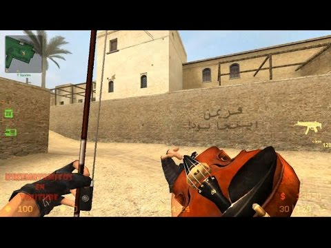 SKINS de armas divertidas Counter Strike Source 🔫