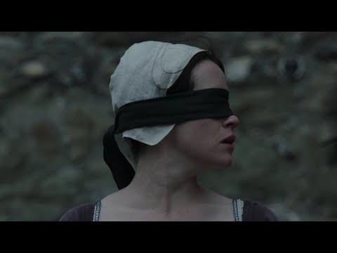 Claire Foy como Anne Boleyn - O último discurso e execução. Wolf Hall