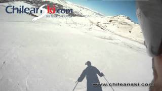 Pista La Momia, Valle Nevado Chile