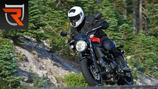 7. 2017 Suzuki SV650 First Test Review Video | Riders Domain