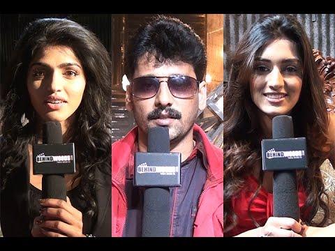 Vizhithiru Shooting Spot | Vidharth | Dhansika | Erica Fernandes - BW