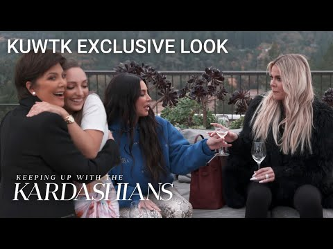 Khloé Dares Kris Jenner to Compliment Strangers in Napa Valley   KUWTK Exclusive Look   E!