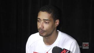 Fab Melo Draft Combine Interview