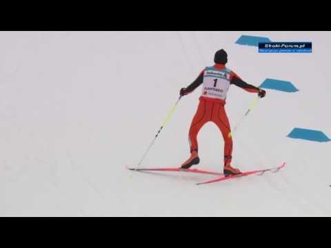 Adrían Solano, el Moussambani del esquí que hizo el ridículo en plena competición