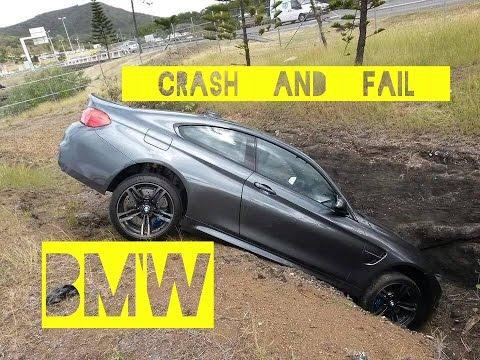 BEST of BMW ( Crash & Fail ) (PURE SOUND) (HD)