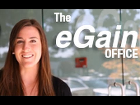 Come work at eGain!