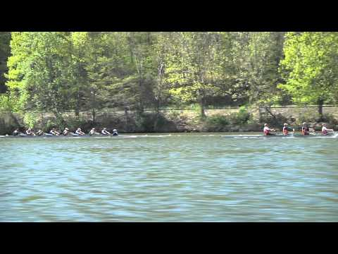 Lightweight Crew vs. Harvard, Princeton: Second Varsity