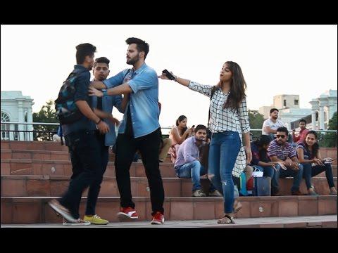 Homophobia Social Experiment | India | (видео)