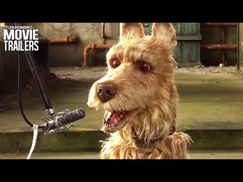 ISLE OF DOGS | Meet the Cast from Wes Anderson's Stop-Motion Animated Movie