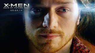 "X-Men: Days of Future Past | ""Professor X"" Power Piece [HD] 