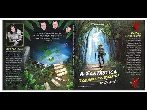 Resenha do Rei Grifo: A Fantástica Jornada do Escritor no Brasil