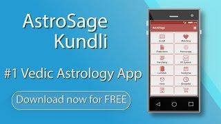 AstroSage Kundli : Astrology YouTube video