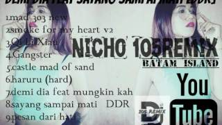Nicho 105REMIX™-GANGSTER-CASTLE MAD OF SAND [MRS,RR]