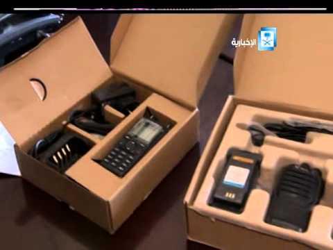 #فيديو ::  أجهزة لاسلكية إيرانية مع الحوثيين في مأرب
