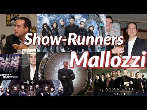 Stargate-Dark Matter Show-Runner Joseph Mallozzi is our Special Guest!