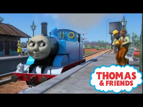 Thomas & Friends ⭐ Cyclone Thomas ⭐ Season 22 ⭐ Cartoons for Children ⭐ Videos for Kids