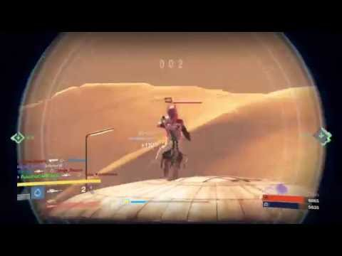 Destiny Sniper Montage - Boom! Headshot! (Year 3 Remix)