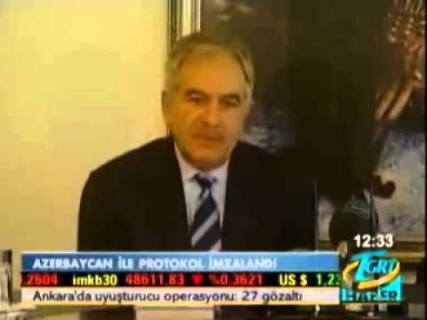 Türkiyə ilə dövlət qulluğu sahəsində protokol imzalanmışdır (03.06.2008 - Ankara, Türkiyə)