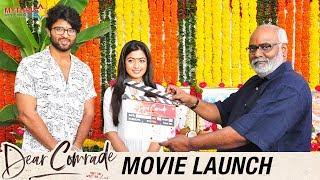Dear Comrade Movie Launch | Vijay Deverakonda | Rashmika Mandanna | Mythri Movie Makers