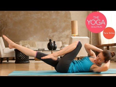 Ασκήσεις Yoga για να γυμνάσεις το σώμα σε χρόνο μηδέν!