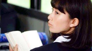 本で、つながってる。本好きな女子中学生のハートフルムービー「BOOKOFF」web動画ショート