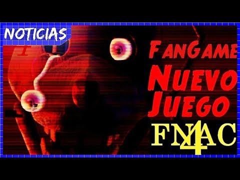 FIVE NIGHTS AT CANDYS 4 - Informacion + Teasers / FANGAME NO OFICIAL