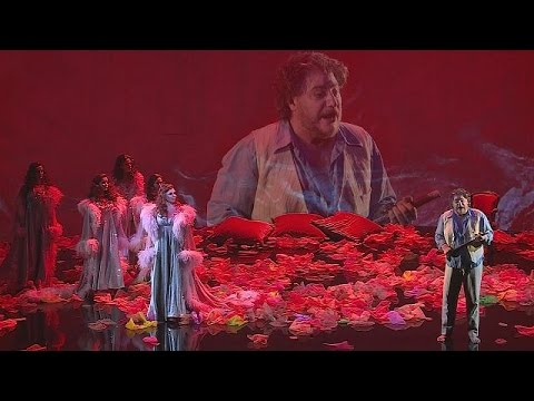Η παρισινή εκδοχή του «Τανχόιζερ» στην Όπερα του Μόντε Κάρλο – musica