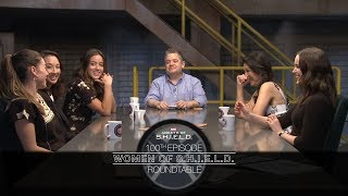 VIDEO: AGENTS OF SHIELD – 'Women of SHIELD' Roundtable