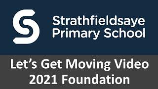 Let\'s Get Moving - Foundation