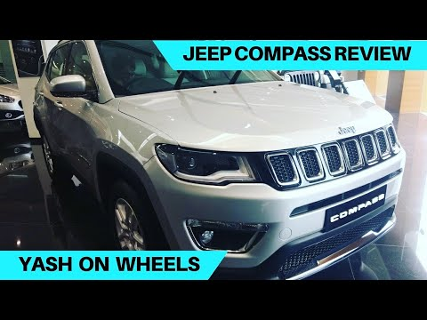 Jeep Compass India Review | Yash on Wheels
