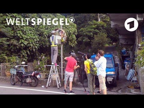 Taiwan: Der Spiegelputzer | Weltspiegel