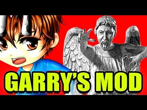 Gmod Scary WEEPING ANGELS Doctor Who Mod!