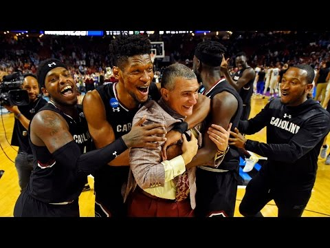 Frank Martin Shares Coach K Inspiration After Duke Upset | CampusInsiders (видео)