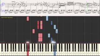 Итальянская песенка - П. Чайковский (Фортепиано. Интенсивный курс. Тетрадь 2, Смирнова Т.И.)