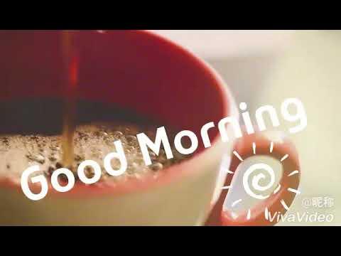 Good morning love status video