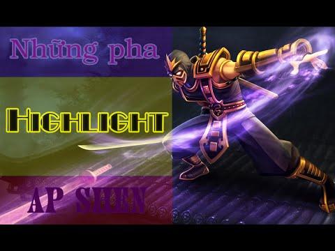 Những pha highlight của AP Shen