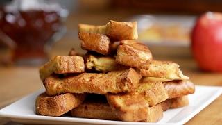 Freezer-Prep French Toast Sticks by Tasty