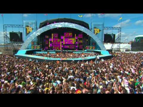 Amerie - Take Control (Live @ T4 On The Beach)