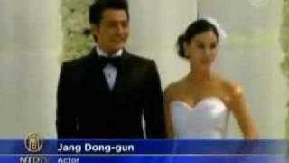 Video Jang Dong-gun & Ko So-young lavish wedding: South Korean Celebrity Couple Ties the Knot - NTDTV.com MP3, 3GP, MP4, WEBM, AVI, FLV September 2018