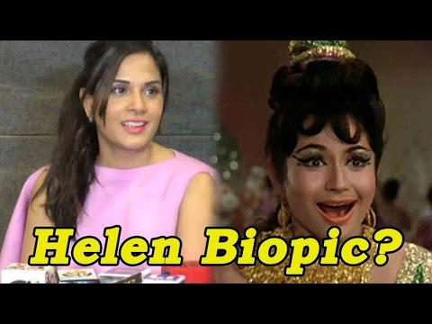 Richa Chadha's Next Movie Cabaret A Biopic On Actr