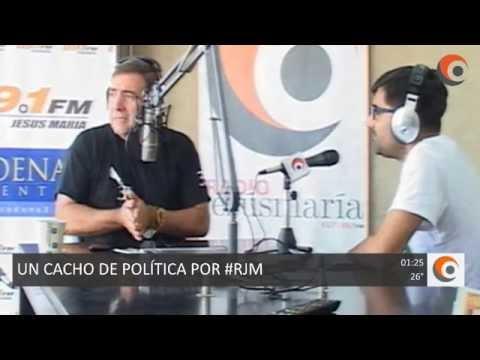 Mariano Oliva, en Un Cacho de Política