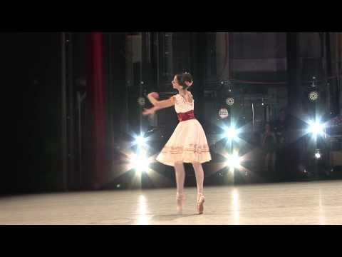 Leticia Domingues - Video Blog Day 5 - 2013 Prix de Lausanne