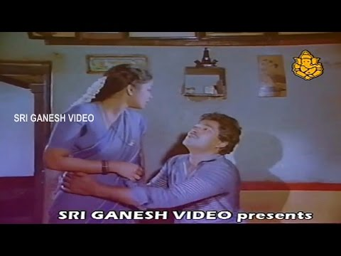 Romantic Scene || Henne Ninagenu Bandhana || Charan Raj,Tulasi new kannada movies | Kannada songs