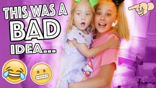Video BABYSITTING EVERLEIGH!!...**HILARIOUS** MP3, 3GP, MP4, WEBM, AVI, FLV Juni 2018