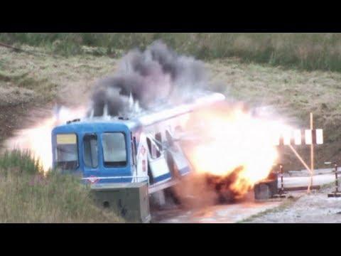 Terrorist bomb proof car developed by UK boffins.