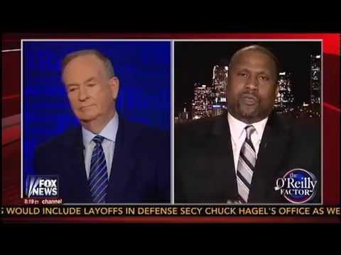 oreilly - 7/16/13 - PBS host Tavis Smiley joined Bill O'Reilly to react to O'Reilly's assertions about the lack of media coverage over black-on-black crime in the Unit...