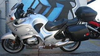 9. 2002 BMW R1150RT ... The Ultimate Sport Touring Experience!