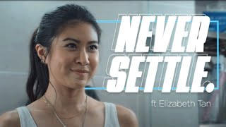 Video Never Settle - Feat Elizabeth Tan MP3, 3GP, MP4, WEBM, AVI, FLV Agustus 2018