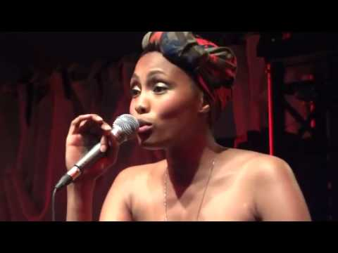 Imany - You will never know (Live)